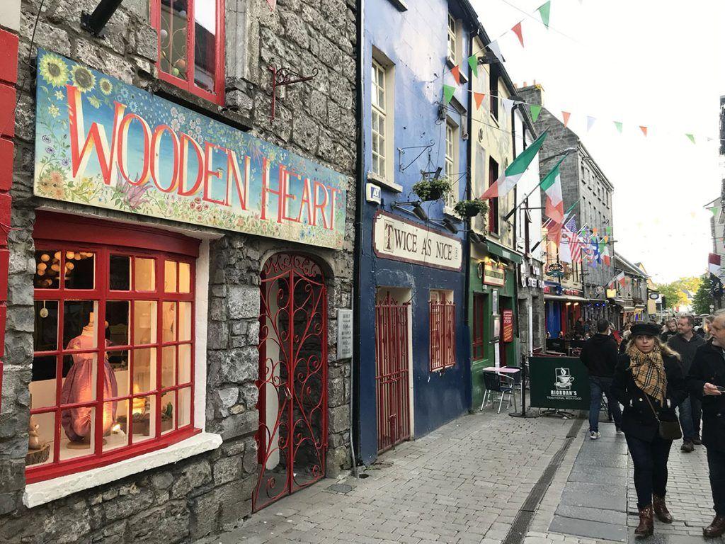 Qué ver en Galway: High Street