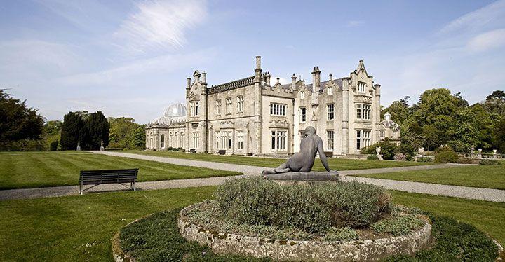 Primera etapa de nuestra ruta por Irlanda: Killrudery House and Gardens