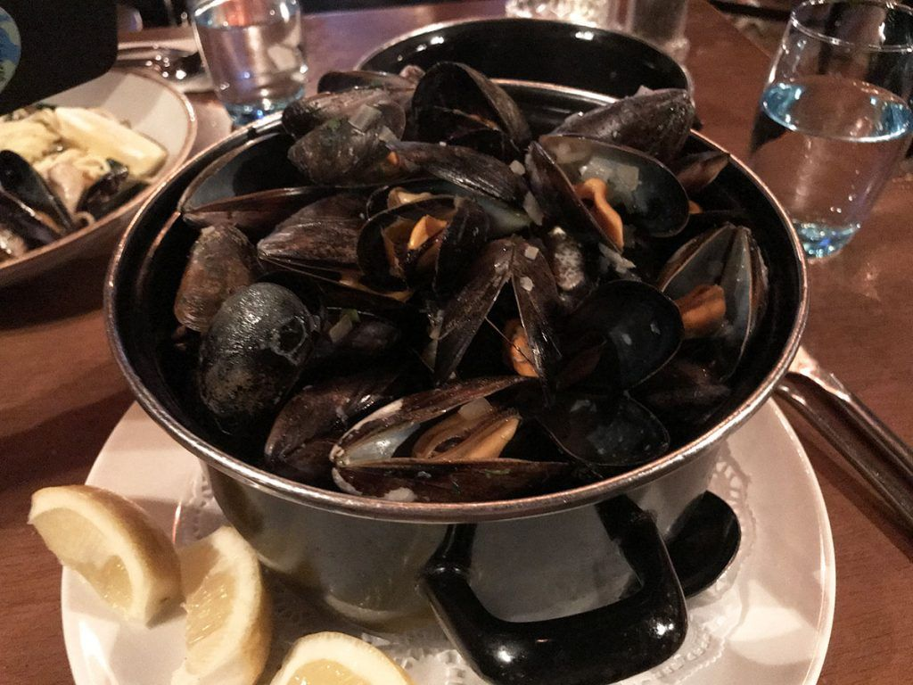 Dónde comer en Galway: The Seafood Bar at Kirwan's