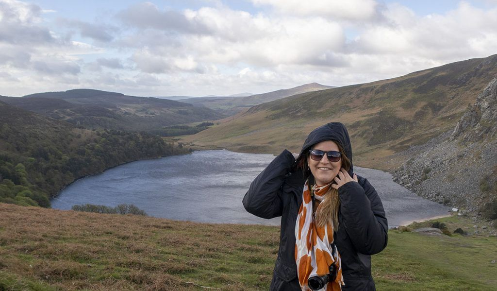 Primera etapa de nuestra ruta por Irlanda: Wicklow Mountains National Park