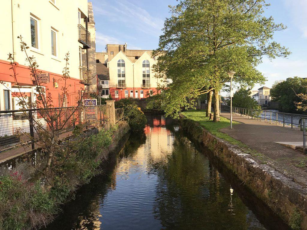 Qué ver en Galway: Río Corrib