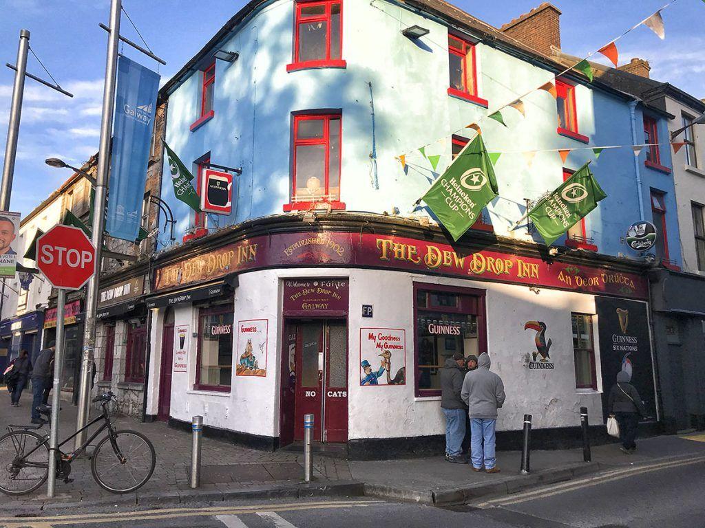 Qué ver en Galway: paseando por el centro
