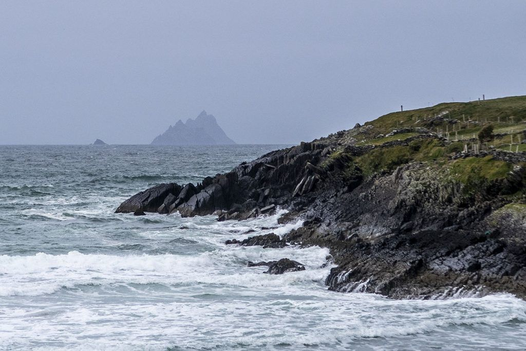 Tercera etapa de nuestra ruta por Irlanda (Ring of Kerry): Skelling Islands