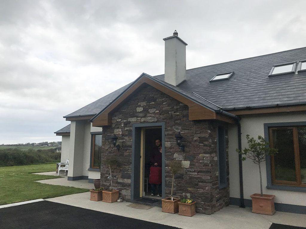 Tercera etapa de nuestra ruta por Irlanda: Los Molinos en Tralee