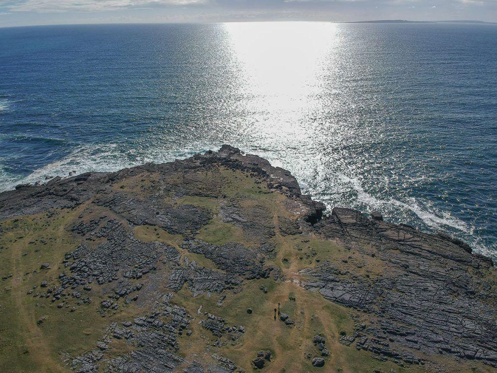 Cuarta etapa de nuestra ruta por Irlanda: Burren