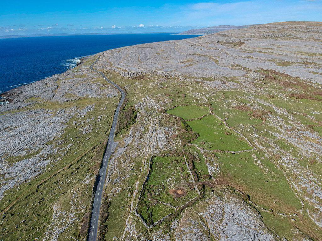 Cuarta etapa de nuestra ruta por Irlanda: Burren Coastal Road