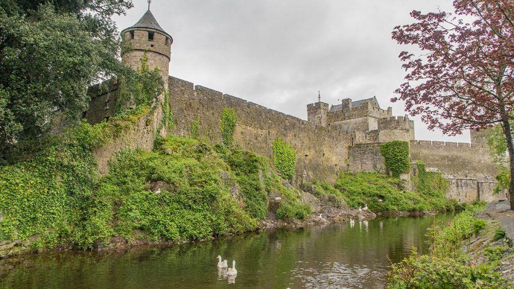 Cuarta etapa de nuestra ruta por Irlanda: Cahir Castle
