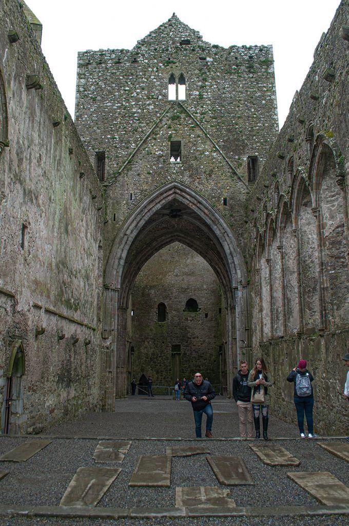 Cuarta etapa de nuestra ruta por Irlanda: Rock of Cashel