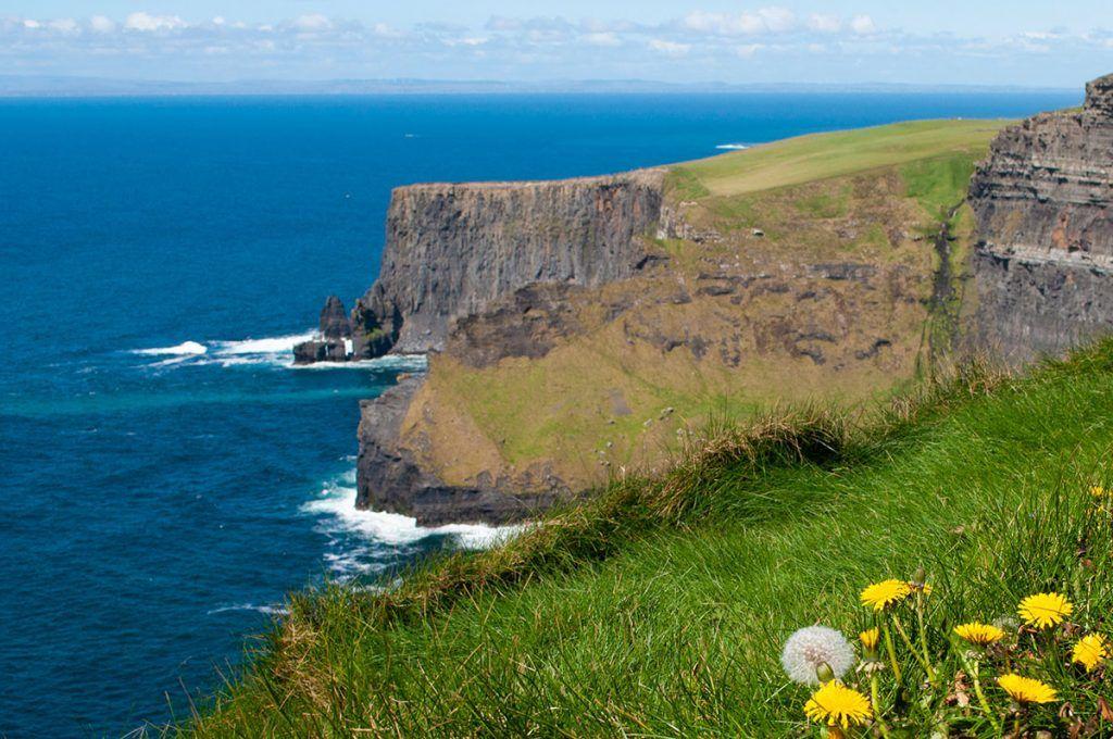 Cuarta etapa de nuestra ruta por Irlanda: Cliffs of Moher