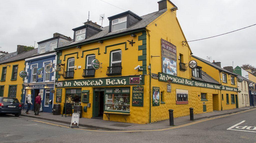 Tercera etapa de nuestra ruta por Irlanda: Dingle - curiosidades de irlanda