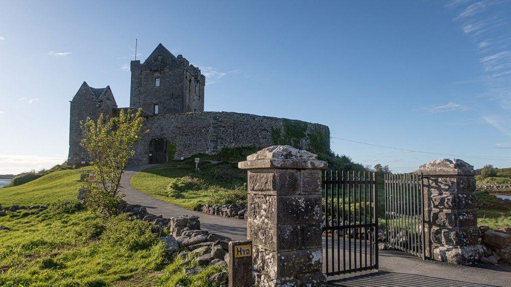 Cuarta etapa de nuestra ruta por Irlanda: Dunguaire Castle