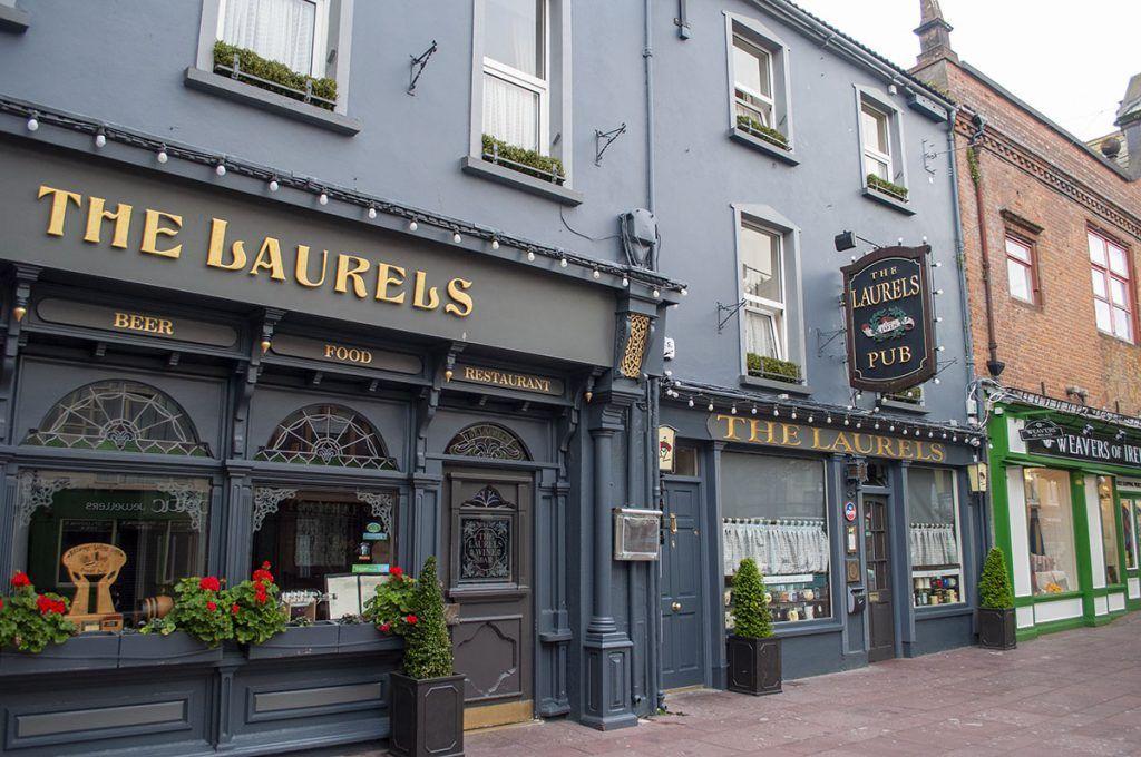 Tercera etapa de nuestra ruta por Irlanda (Ring of Kerry): Killarney