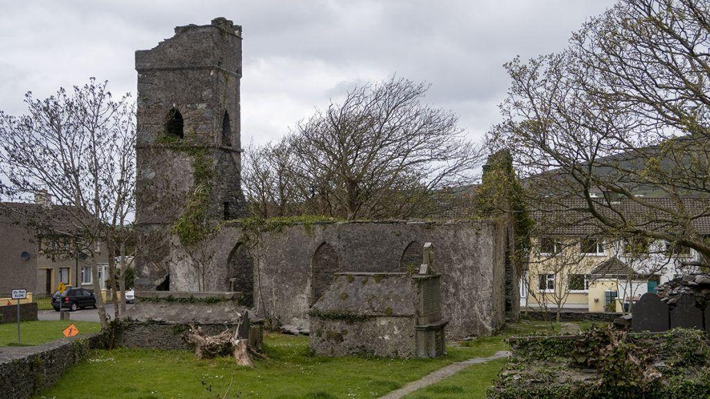 Tercera etapa de nuestra ruta por Irlanda (Ring of Kerry): Cahersiveen
