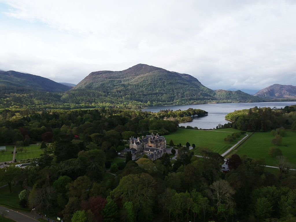 Tercera etapa de nuestra ruta por Irlanda (Ring of Kerry): Muckross House