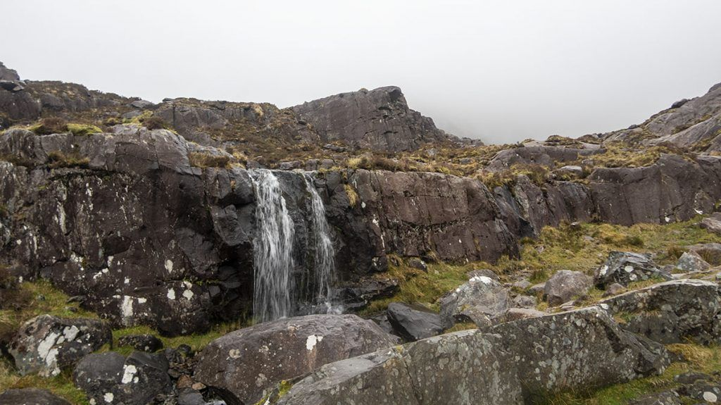 Tercera etapa de nuestra ruta por Irlanda: Conor Pass