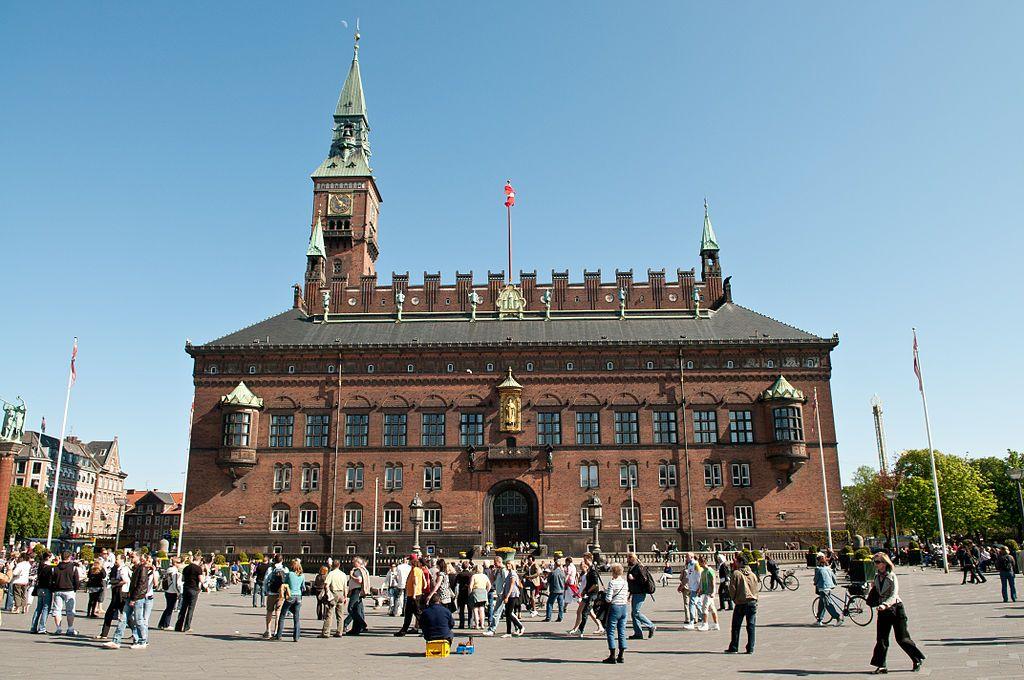 Qué ver en Copenhague: Ayuntamiento de Copenhague