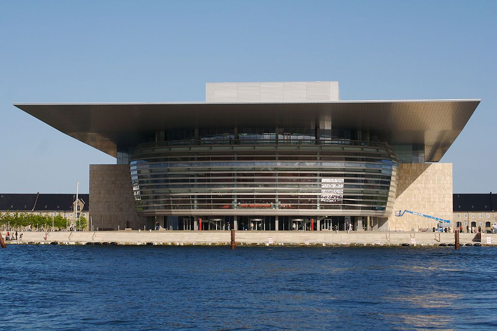 Qué ver en Copenhague: Ópera de Copenhague