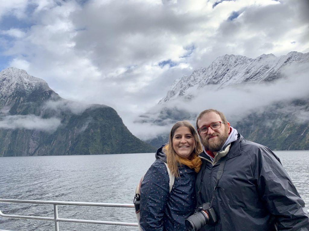 Viajar a Nueva Zelanda: Milford Sound - Comiviajeros en 2019 - mejor seguro de viaje