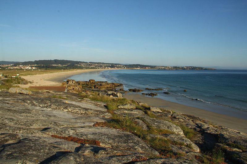 Las playas más bonitas de España: Playa de la Lanzada