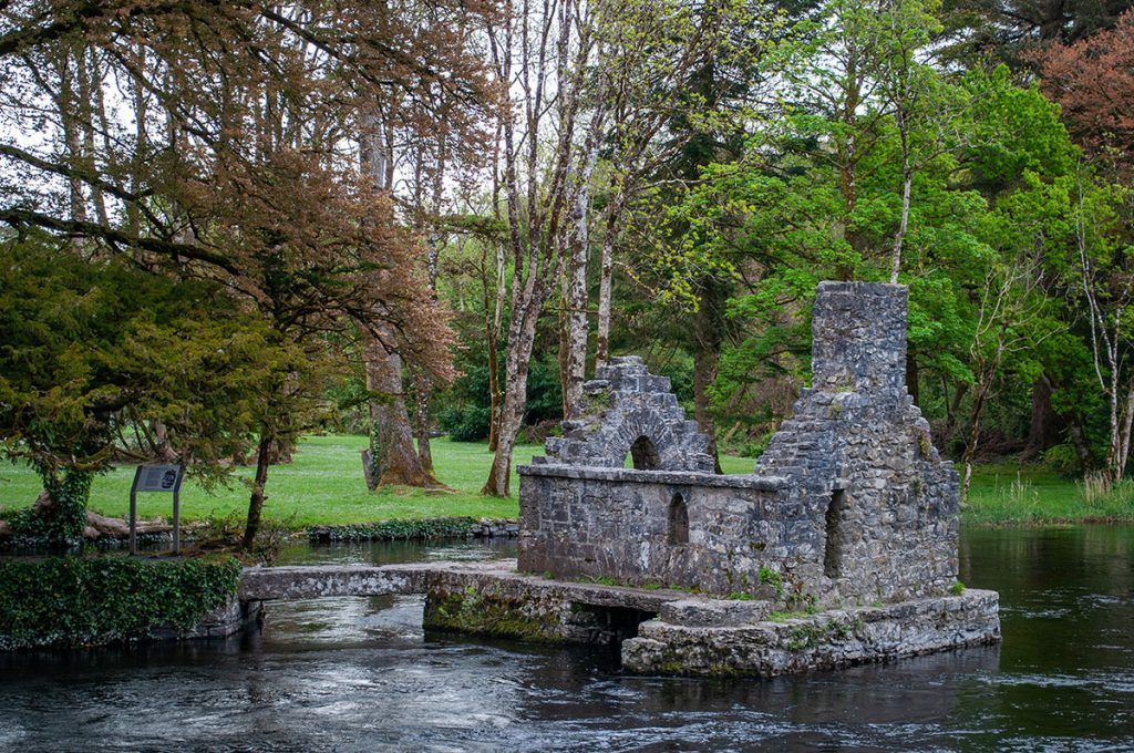 Quinta etapa de nuestra ruta por Irlanda: Abadía de Cong