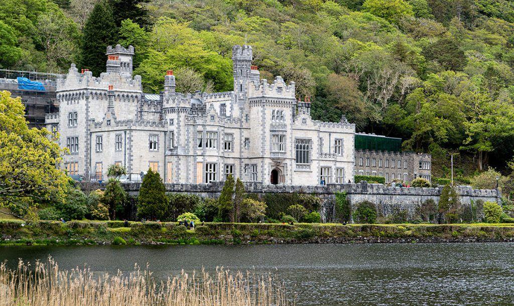 Quinta etapa de nuestra ruta por Irlanda: Abadía de Kylemore en Connemara