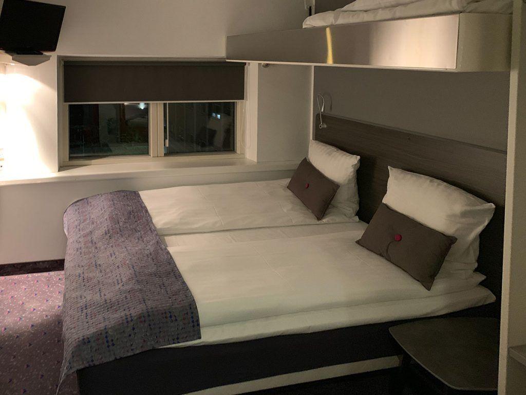 Dónde dormir en Copenhague: Cabinn Scandinavia