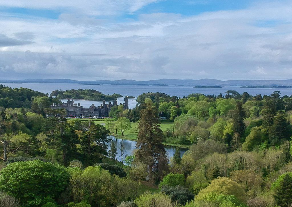 Quinta etapa de nuestra ruta por Irlanda: Ashford Castle