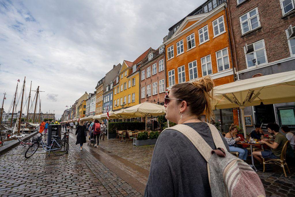 Qué ver en Copenhague: canal de Nyhavn