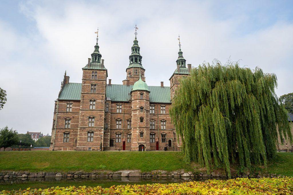 Qué ver en Copenhague: castillo de Rosenborg