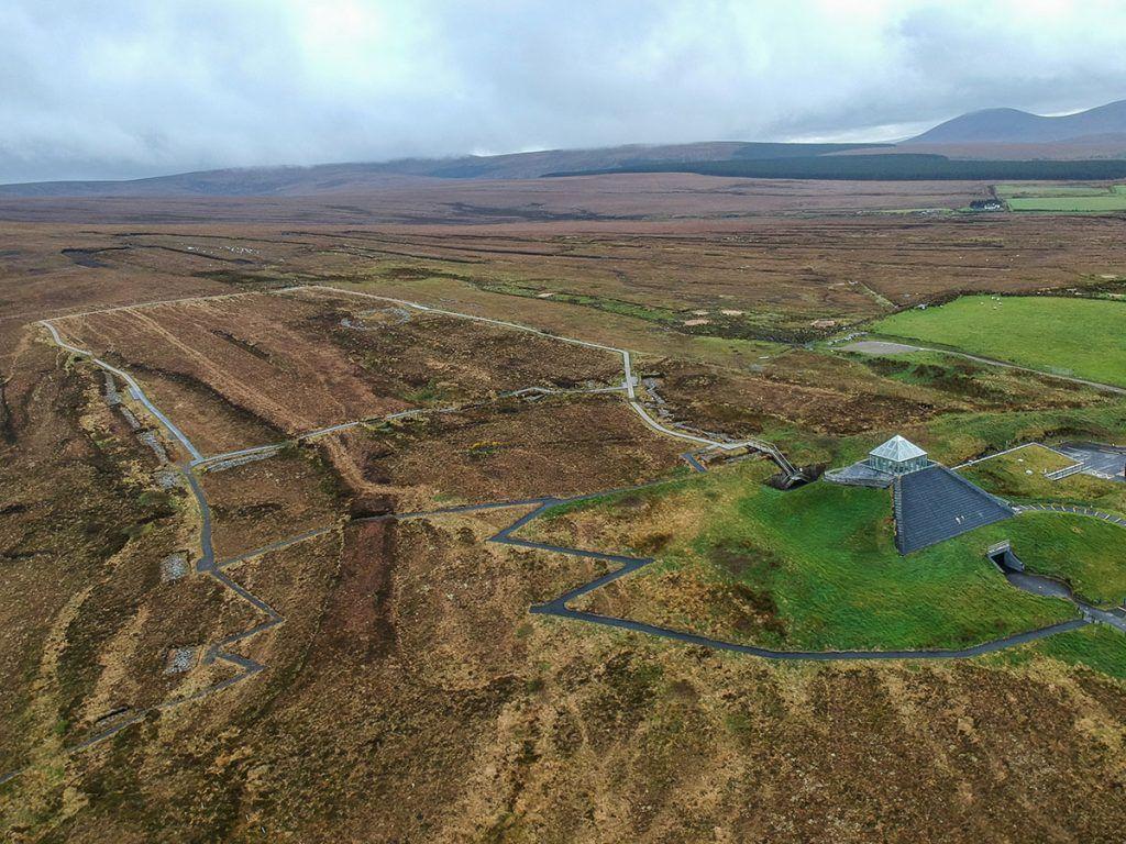 Quinta etapa de nuestra ruta por Irlanda: Ceide Fields