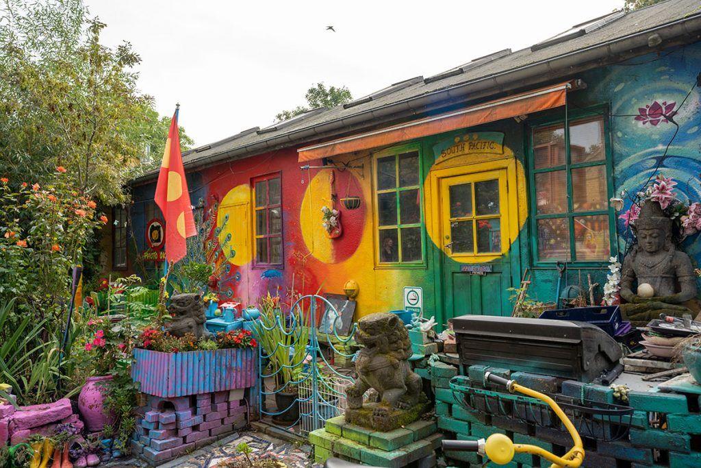 Qué ver en Copenhague: Christiania