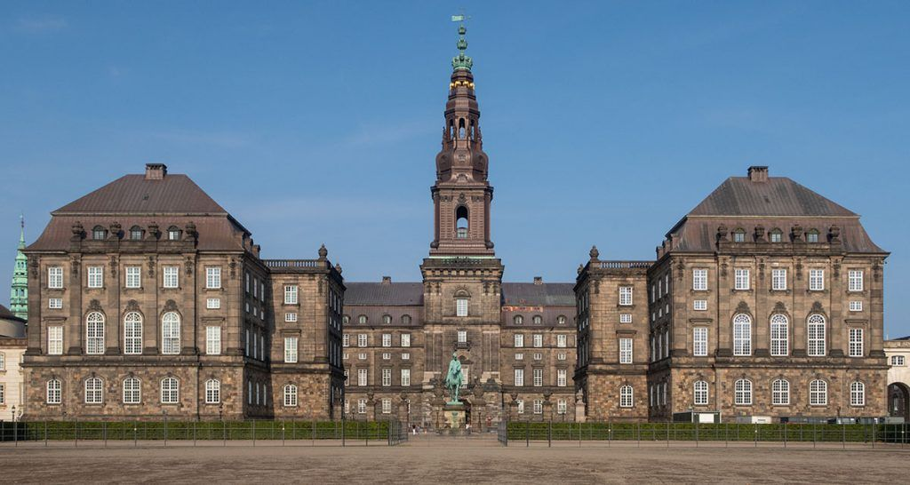 Qué ver en Copenhague: Palacio de Christiansborg