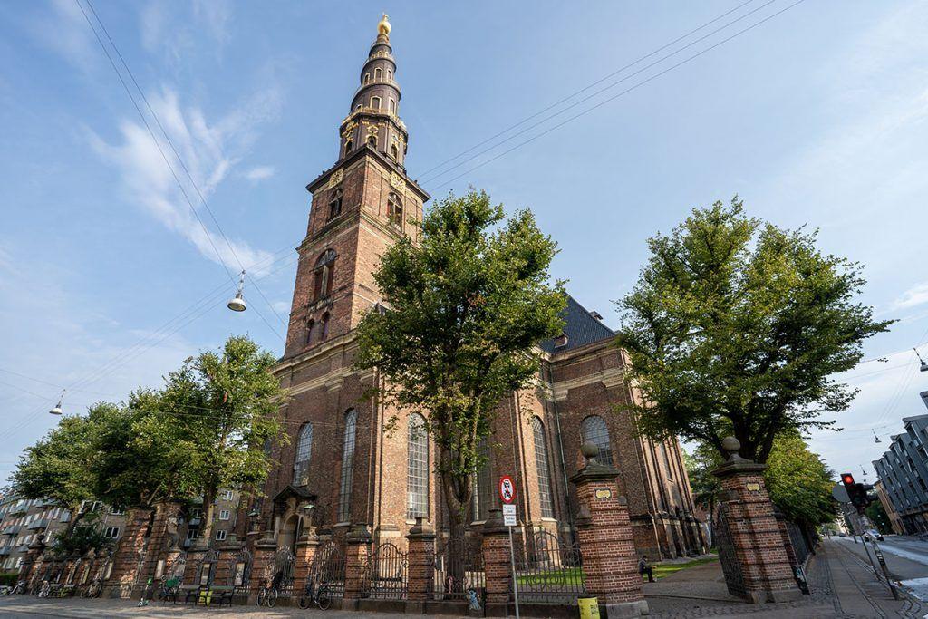 Qué ver en Copenhague: Iglesia de San Salvador