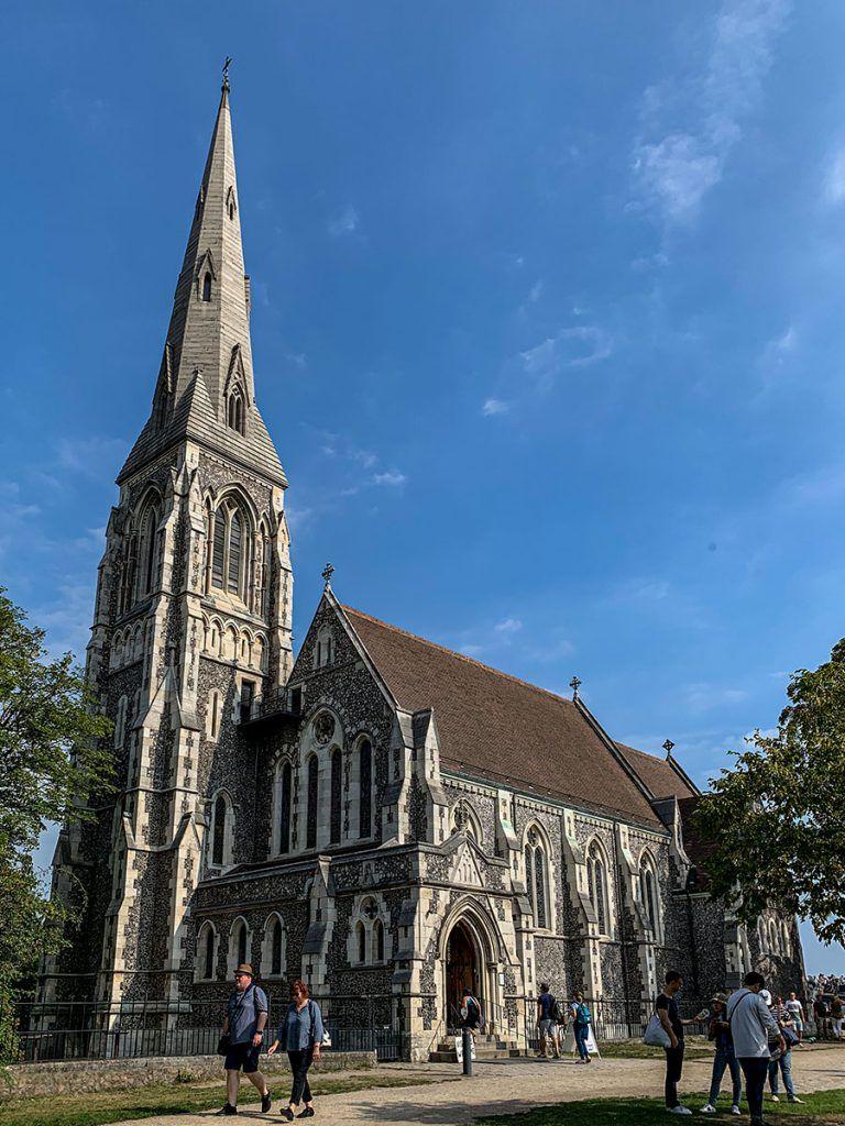 Qué ver en Copenhague: Iglesia de St. Alban