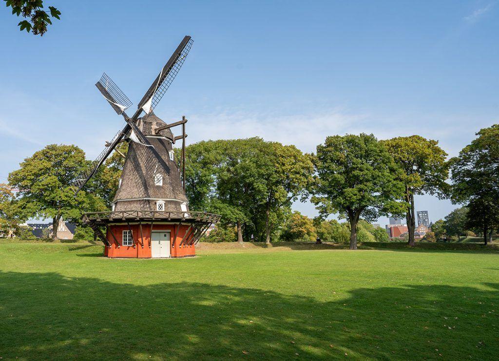 Qué ver en Copenhague: Kastellet