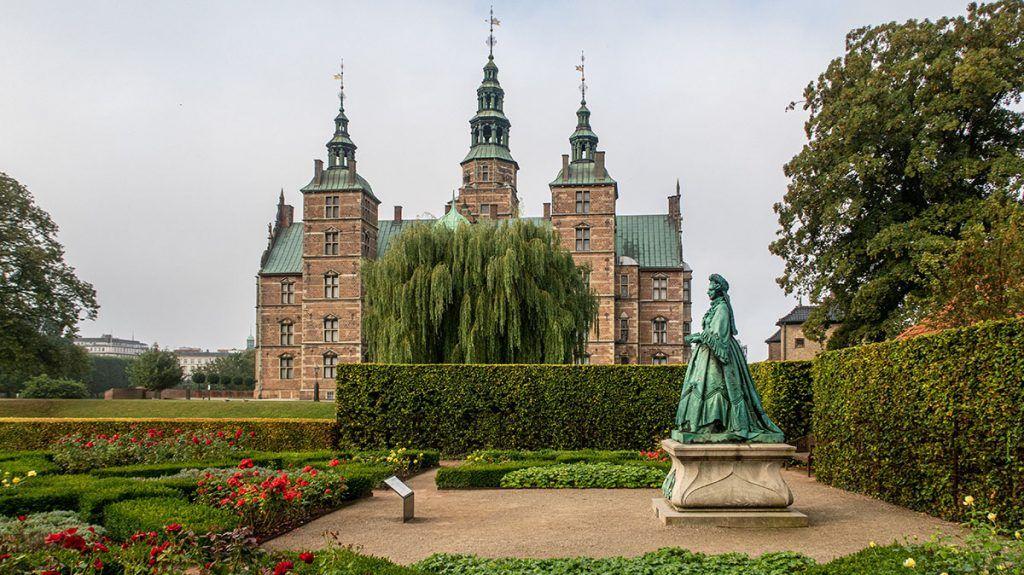 Qué ver en Copenhague: King's Garden