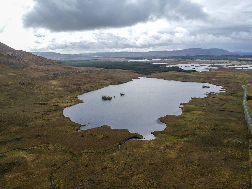 Quinta etapa de nuestra ruta por Irlanda: Connemara Loop