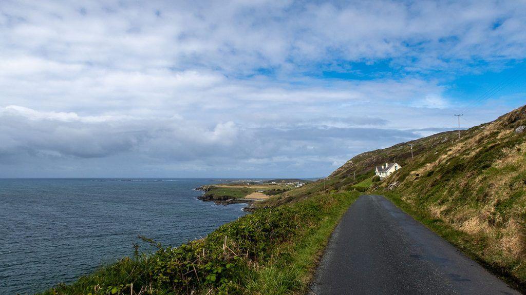 Quinta etapa de nuestra ruta por Irlanda: Sky Road