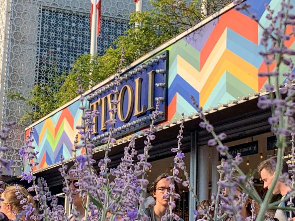 Qué ver en Copenhague: Tivoli