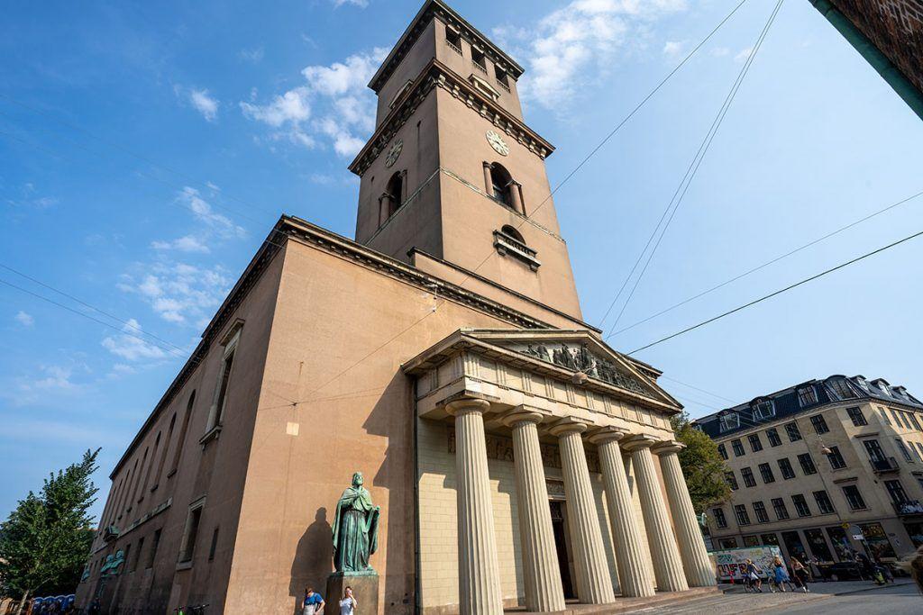 Qué ver en Copenhague: Iglesia de la Noche