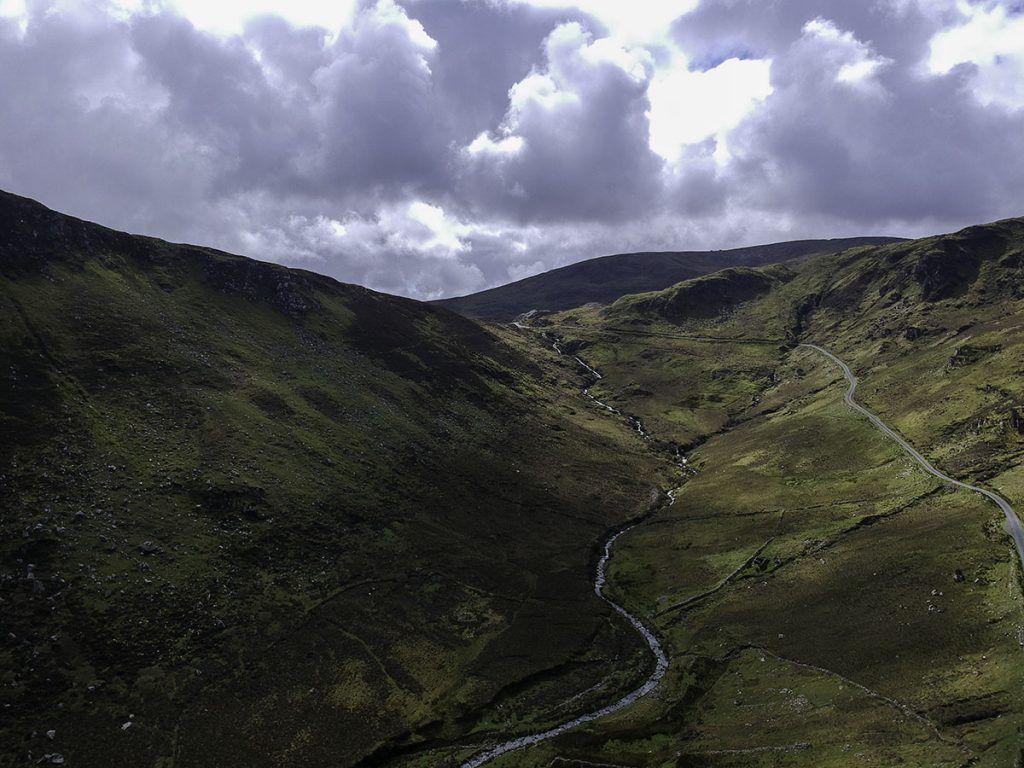 Sexta etapa de nuestra ruta por Irlanda: Glengesh Viewing Pass