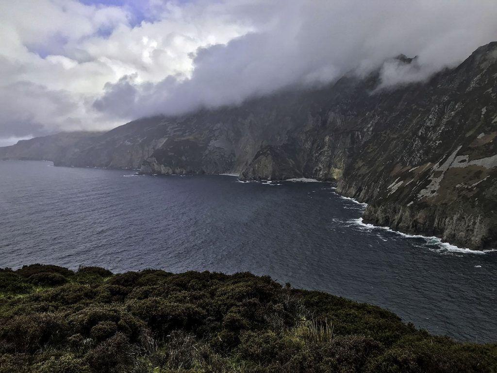 Sexta etapa de nuestra ruta por Irlanda: Slieve League