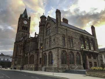 Qué ver en Derry en un día [GUÍA + ITINERARIO + MAPA]