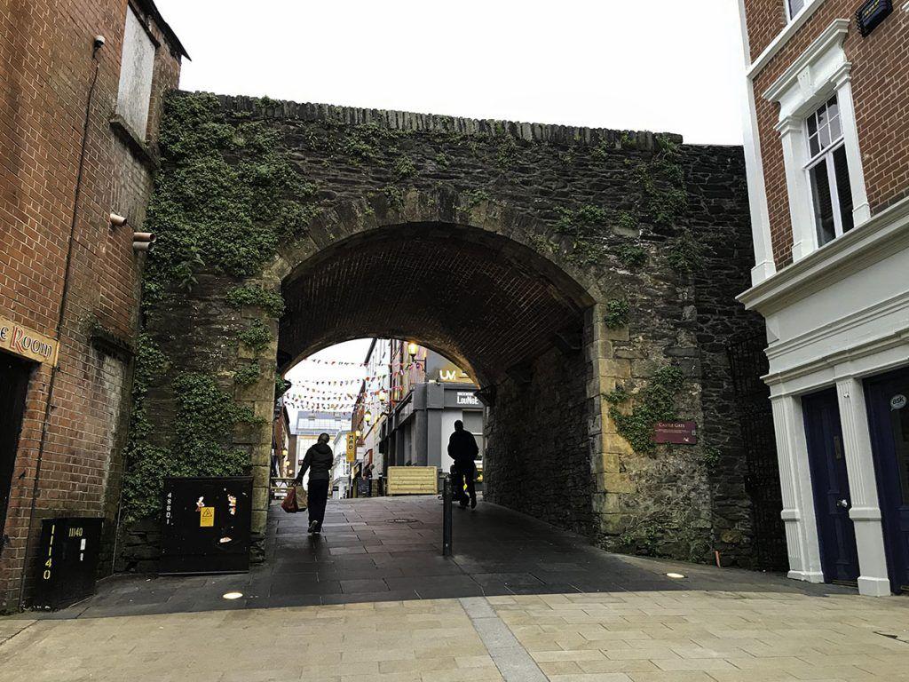 Qué ver en Derry: murallas