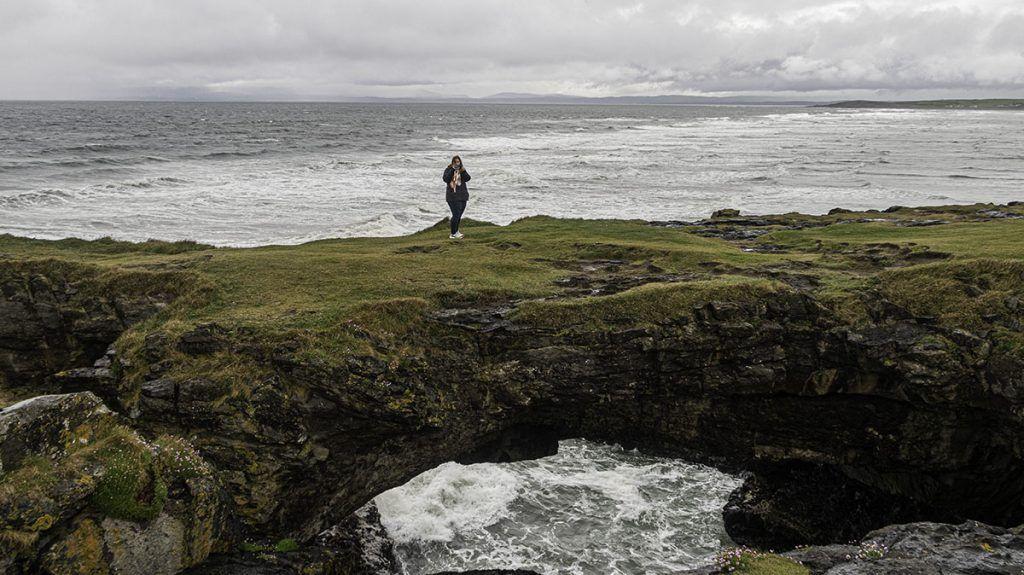 Sexta etapa de nuestra ruta por Irlanda: Fairy Bridges