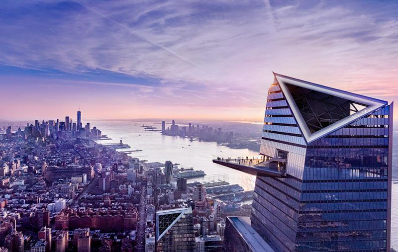 Las mejores vistas de Manhattan: Edge