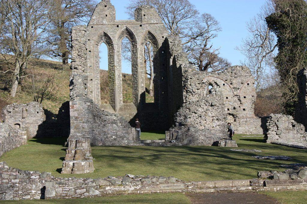 Octava etapa de nuestra ruta por Irlanda: Abadía de Inch