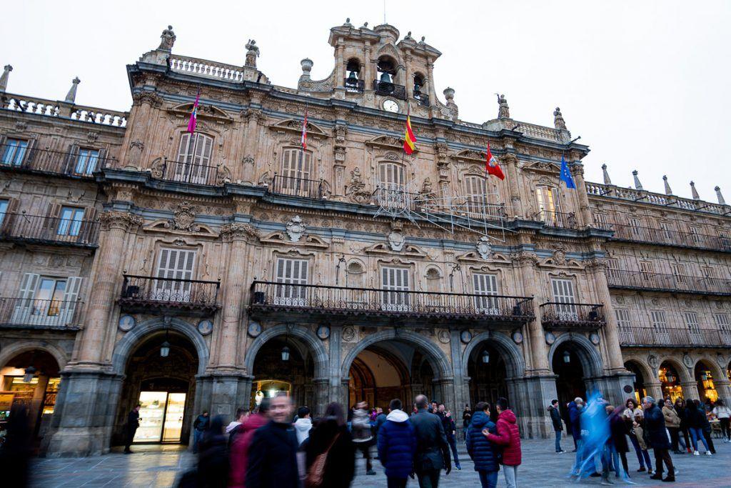 Qué ver en Salamanca: Ayuntamiento de Salamanca