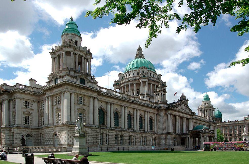 Qué ver en Belfast: Belfast City Hall