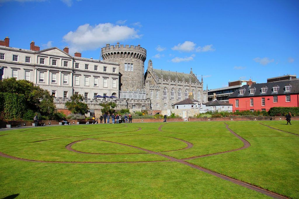 Qué ver en Dublín: Castillo de Dublín